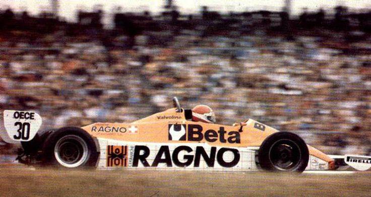 Siegfried Stohr, Long Beach 1981, Arrows A3