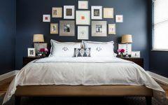 Dandy Bedroom Design Navy Blue