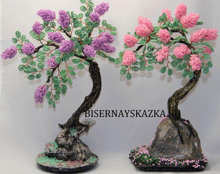 Beaded Bonsai Tree Instructions
