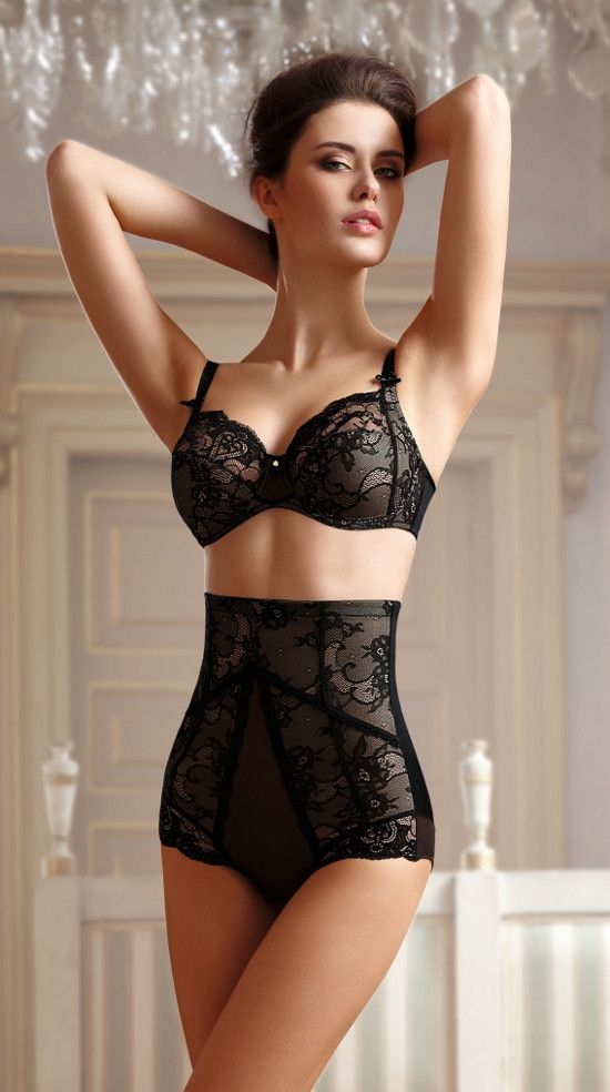 #Sexy Lace Shapewear by Lise Charmel #Lingerie