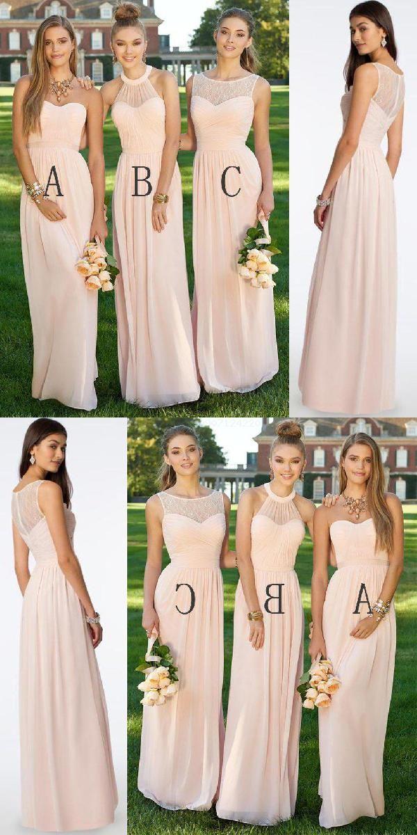 f2904c32cd Cheap Fetching Bridesmaid Dresses Long