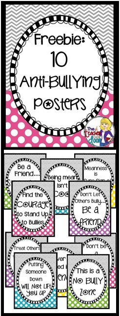 Best 20+ Anti Bullying Activities ideas on Pinterest | Bullying ...