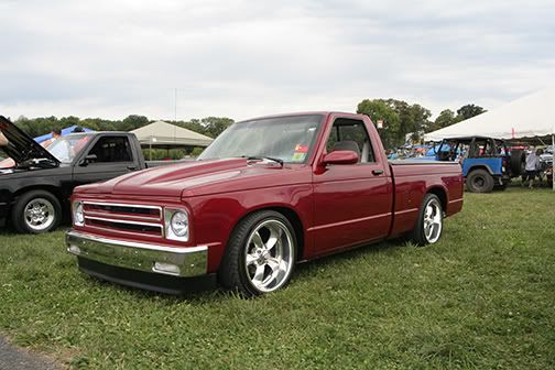 1st gen s10 | Front ENd swap for a 1971 Chevy C-10 - S-10 Forum