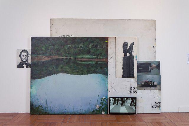 Bruno Kurru, 'O observador mede a profundidade de sua própria natureza,' 2013…