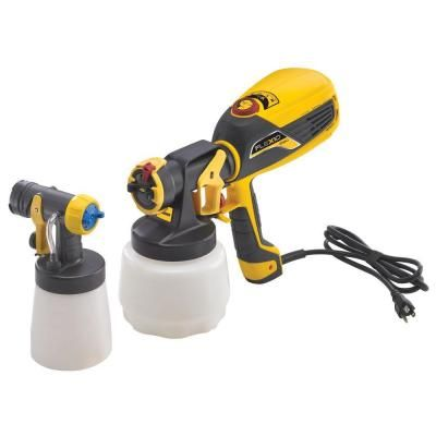 Wagner Flexio 590 HVLP Paint Sprayer Kit-0529010 at The Home Depot, $149.97.