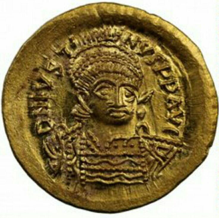 1st of April 527AD Byzantine Emperor Justin I names his nephew Justinian I as co-ruler and successor to the throne.