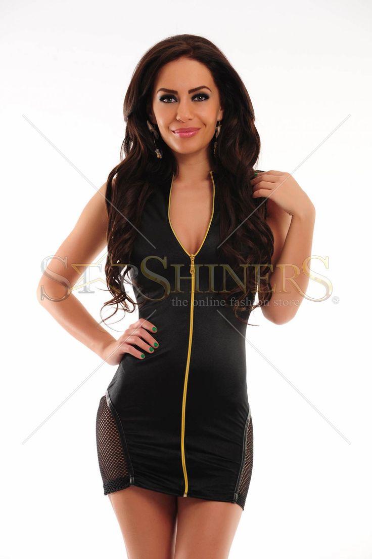 Rochia Ocassion este exotica si feminina, perfecta pentru a-ti pune in valoare silueta.