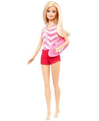 Mattel's Barbie Lifeguard Doll
