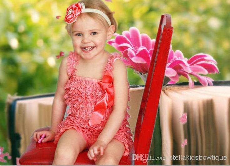 Großhandel 2015 vintage style ivory baby-Spitze petti spielanzug-Frühchen-Neugeborene mädchen-Kleidung kleinkind-Foto-Stütze / $4.12 auf De.dhgate.com   DHgate