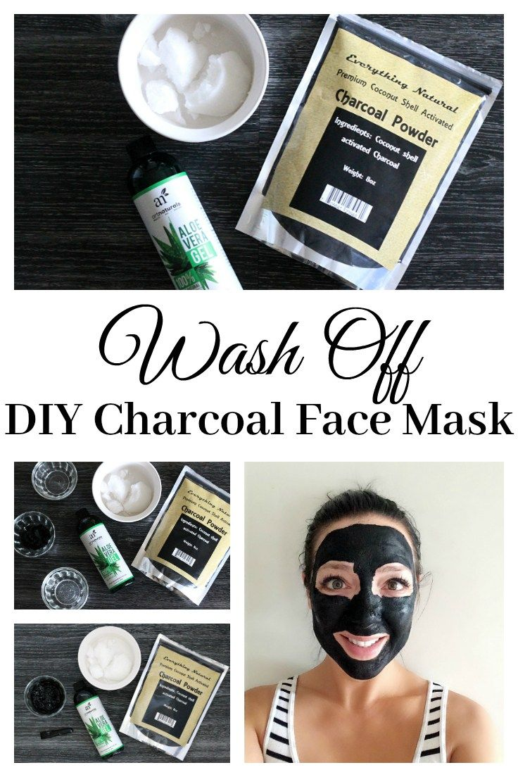 Want amazing skin that is clean, fresh, smooth, and free of acne? Add my DIY Charcoal Face Mask to your beauty & skin care routine & see the results!