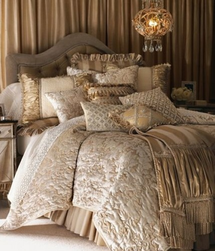 Luxury Bedding Design