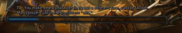"""You make a tip for new players to read. Some are missing words such as """"can"""". #worldofwarcraft #blizzard #Hearthstone #wow #Warcraft #BlizzardCS #gaming"""