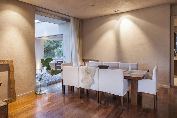 Arquitectura - Paisajismo - Ricardo Pereyra Iraola - Buenos Aires - Argentina - Casa - Paisajista - Detalles - Comedor