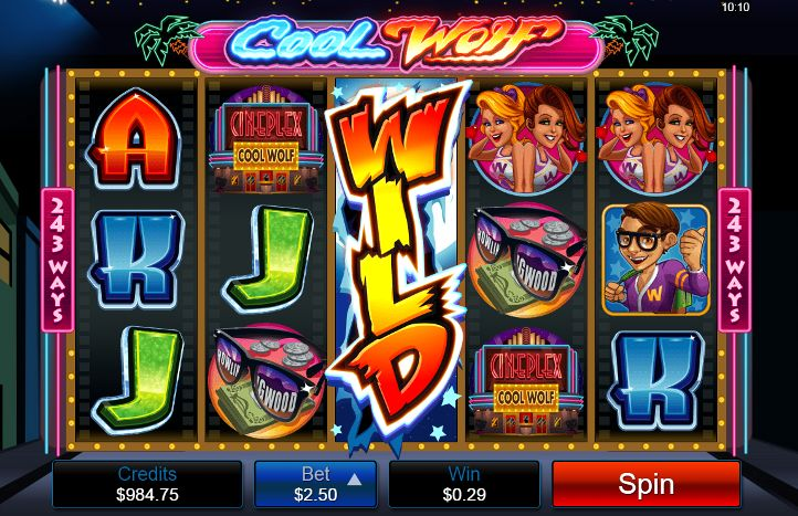 LUCKY EMPEROR  CASINO - COOL WOLF - Offers all new players $10 free on download, and a matching bonus of $100 (on your first deposit of $100). As they are part of the CasinoRewardsGroup network you can expect to receive your bonuses within 2 hours of registration which is pretty much unbeatable at online casinos.