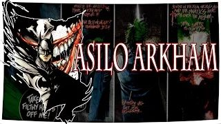 HQ Clássic Review - Asilo Arkham - YouTube