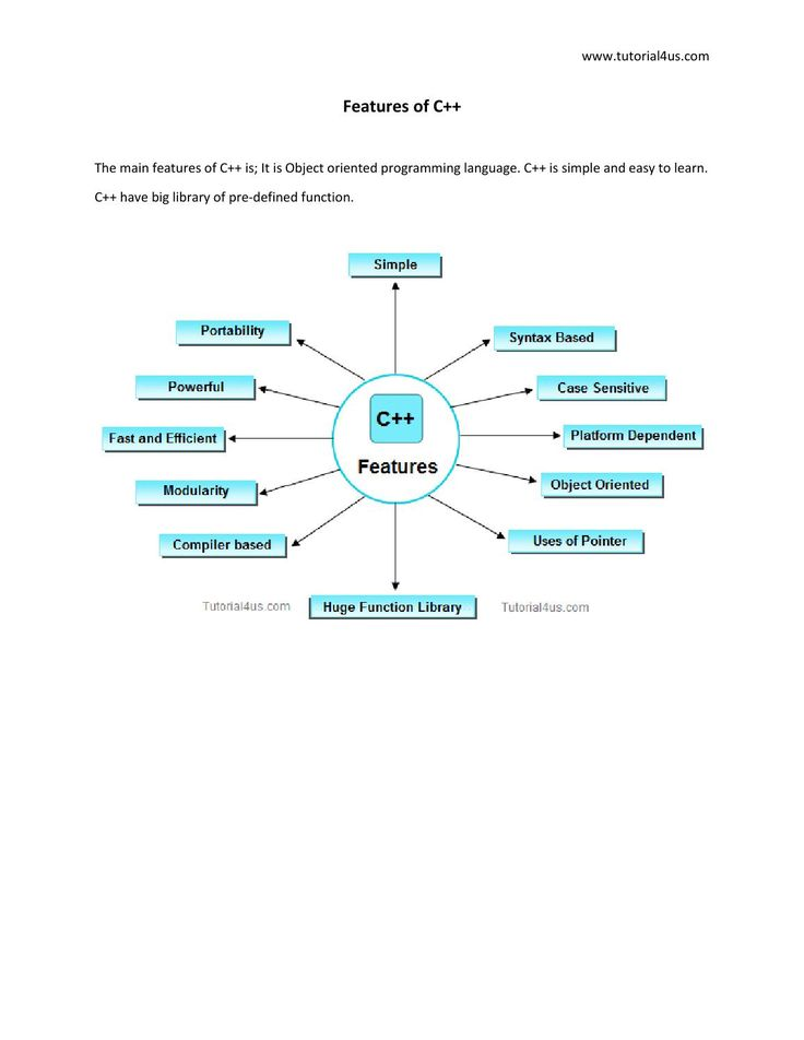features of c programming pdf