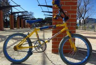 BH CALIFORNIA X3 DE 1985 – BICICLETA BMX