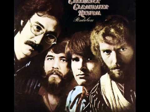 creedence clearwater revival - 45 revolutions per minute TOS