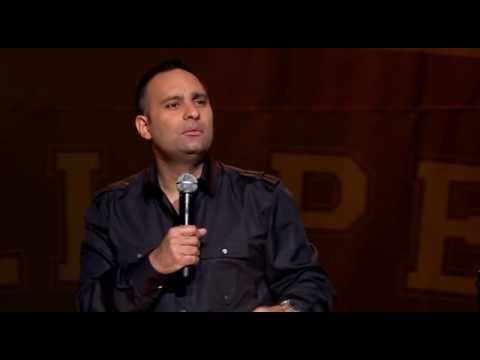 Russell Peters - Louis Vuitton and Indians (LOOOZ WOOOTON) HQ