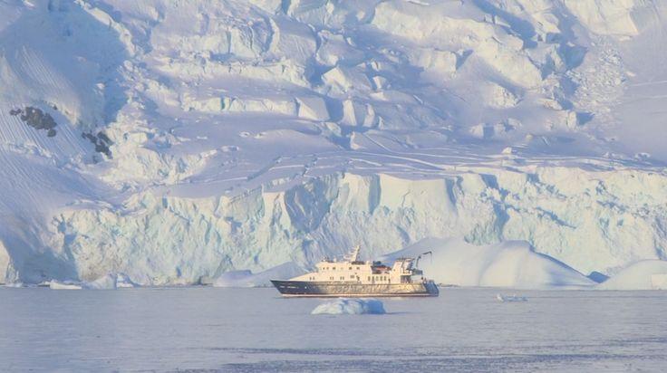 Se trata de una especie de desierto de hielo en donde se concentra el 80 por ciento del agua dulce del planeta.