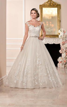 54 best Stella York Favorites images on Pinterest | Wedding frocks ...