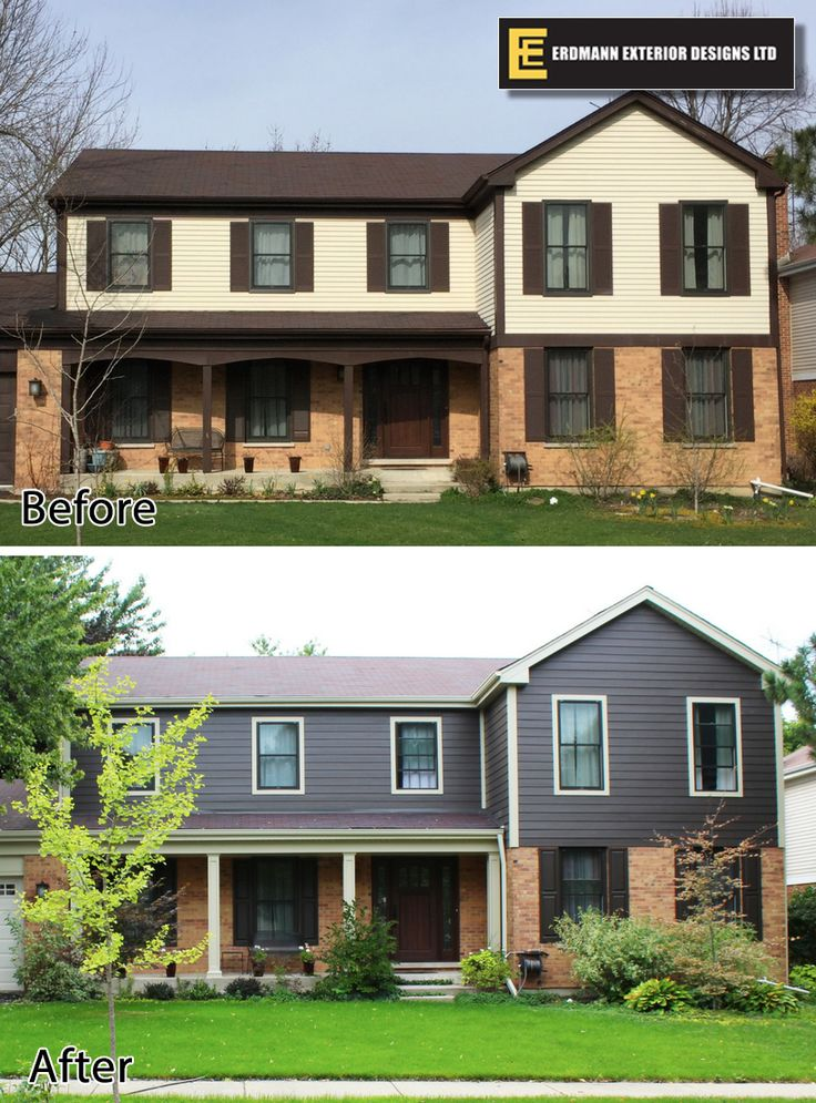 1000 images about before and after 39 s erdmann exterior designs on pinterest pewter porticos