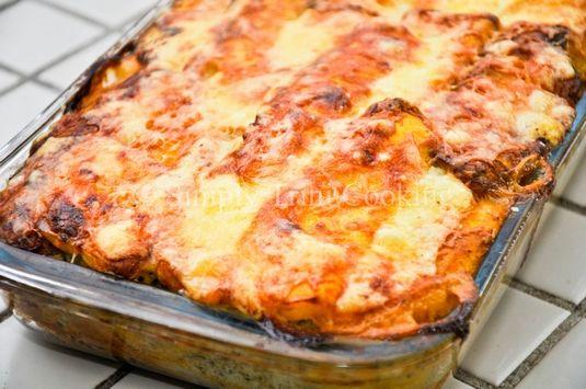 how to make macaroni pie trini style
