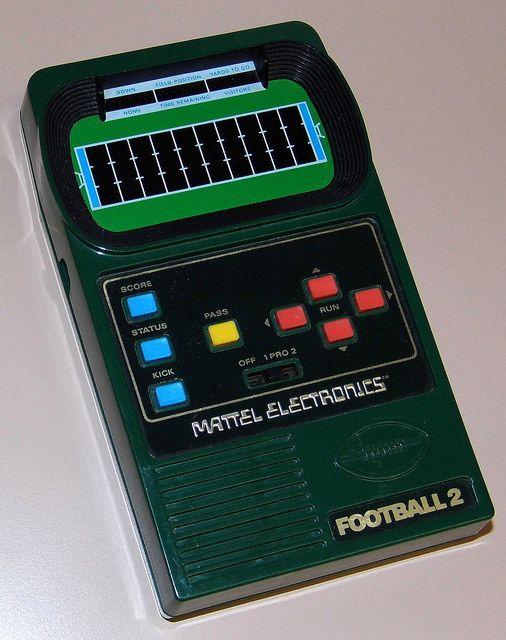 Vintage Electronic Game 5
