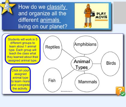 animal categories | Animal Classification Activity Common Core Downloads 452 Recommended 0