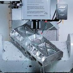 rotary table for 5 axis machine center | What is Meant by the Term 5 Axis Machining ...