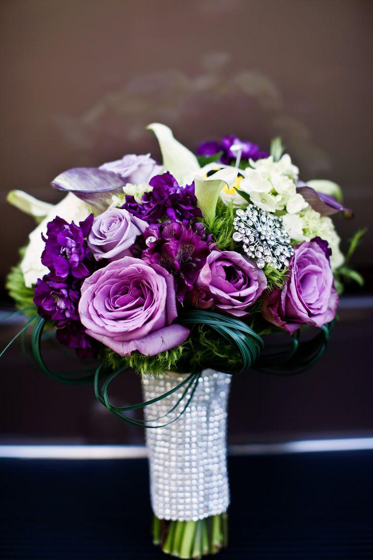 17 Best images about BOUQUETS Purples & Lavender on ...