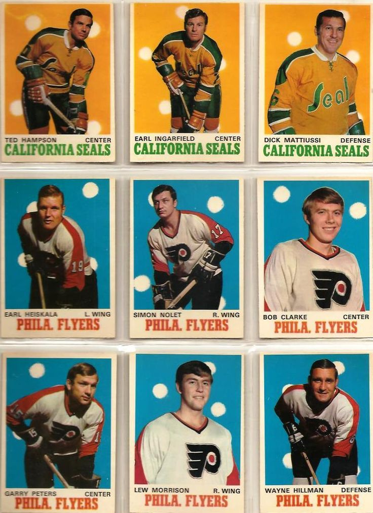 190-198 Ted Hampson, Earl Ingarfield, Dick Mattiussi, Earl Heiskala, Simon…