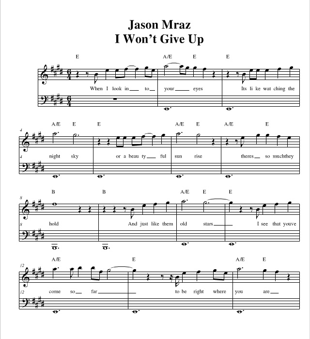 From The Ground Up Sheet Music With Lyrics: 131 Best Music For My Soul Images On Pinterest