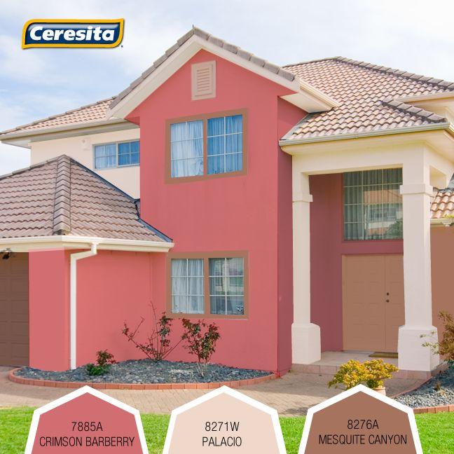 M s de 25 ideas incre bles sobre pintar exterior de la for Ideas para pintar exteriores de casas