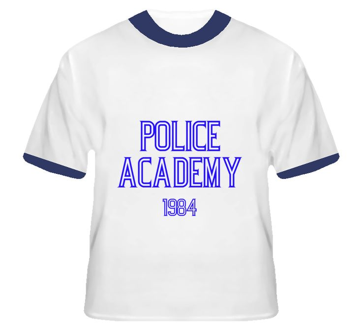 Police Academy T Shirt