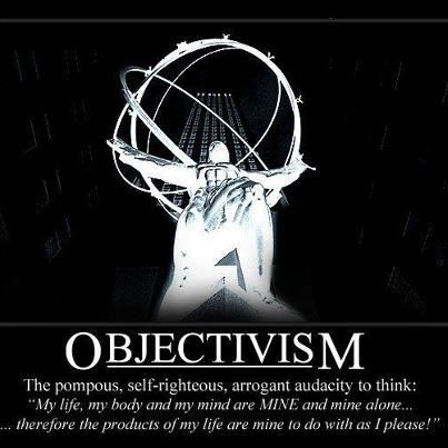 quotes by ayn rand   ... Conversation in Facebook about Ayn Rand and her Philosophy Objectivism