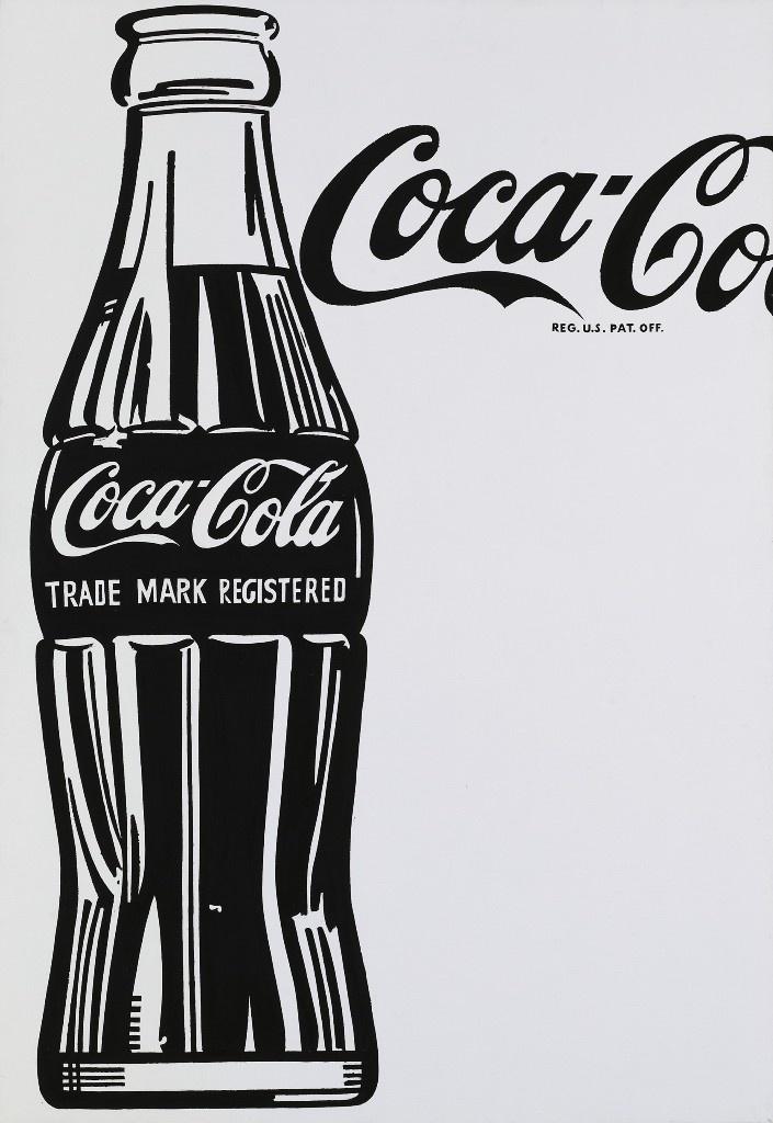 Andy Warhol, Coca-Cola [4] [Large Coca-Cola], 1962. Sotheby's Sale N08678 Contemporary Art Evening, November 2010.