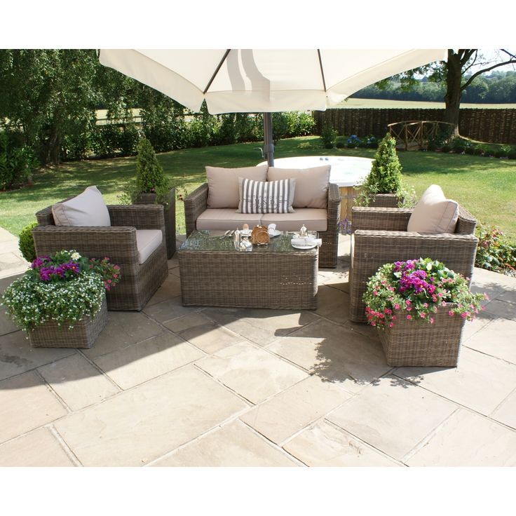 Garden Furniture Sofa Sets 24 best rattan garden furniture images on pinterest | maze, rattan