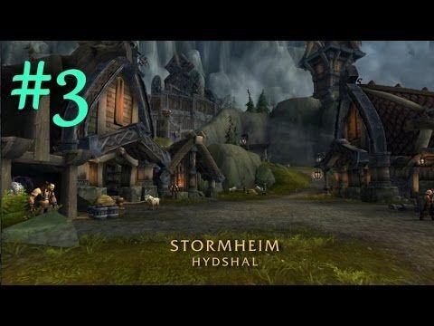 WoW LEGION - Druid Gameplay - Stormheim part 3 #warcraft #mmo