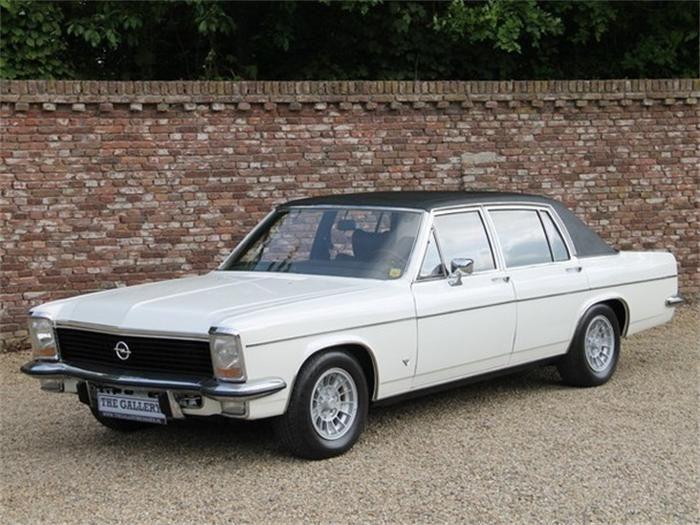 1972 Opel Diplomat