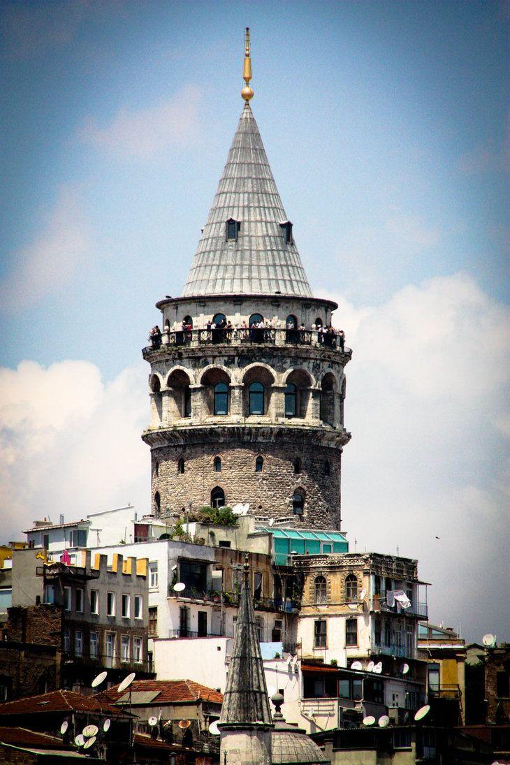 İstanbul / Galatatower Buradan bir kere İstanbul'a bakılmalı..