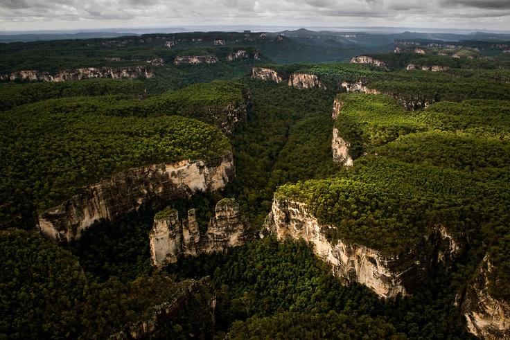 Carnarvon Gorge, Queensland.