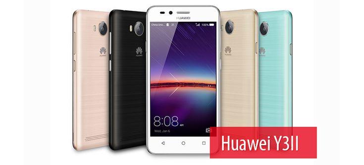 Huawei Y3II - specificatii tehnice si pareri  http://blog.catmobile.ro/huawei-y3ii-review/