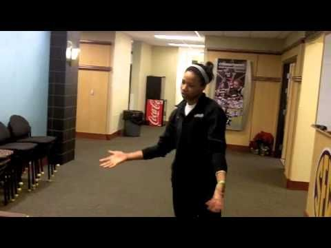 Vanderbilt women's basketball locker room tour