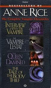 The Original Vampire books