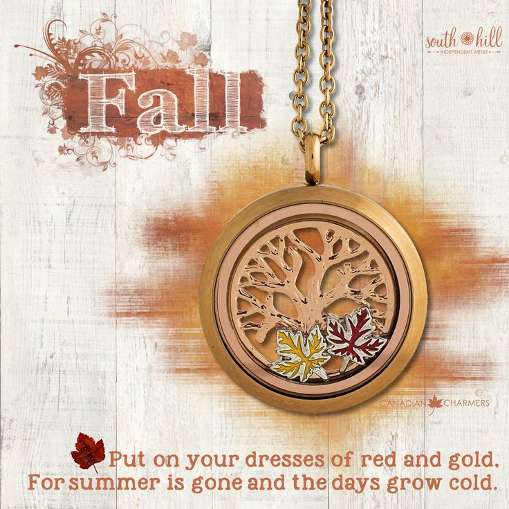 I love the #rosegold lockets to match with classic #fall #fashion! #shdcharmedlife