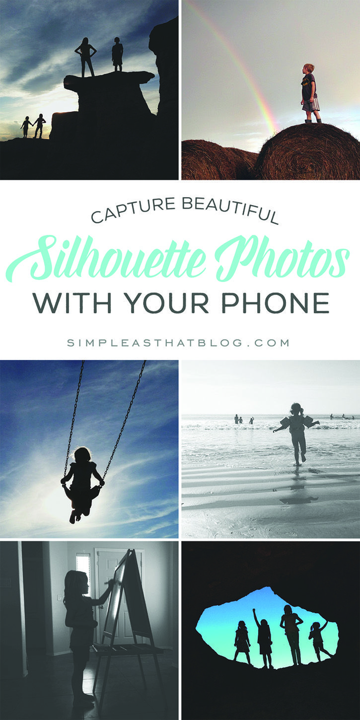 Capture Beautiful Silhouette Photos with your Phone