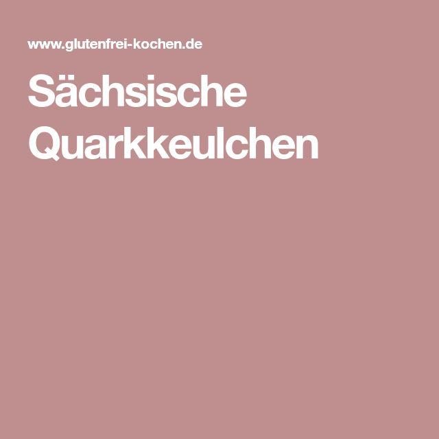 Sächsische Quarkkeulchen