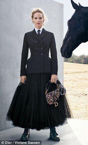 Jennifer Lawrence spielt die Hauptrolle in der neu…