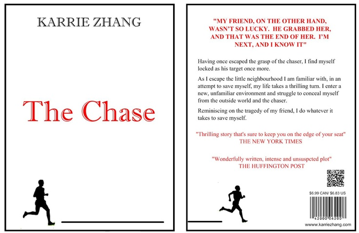 The Chase - Book Cover